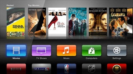 New Apple TV 2012