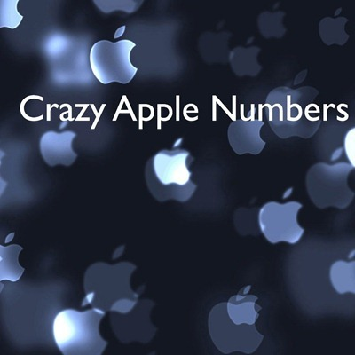 Crazy Apple Numbers