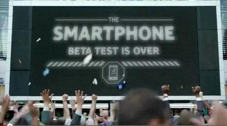 Nokia Smartphone Beta Test Ad