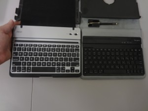 Versavu compared to the ZAGGfolio 1