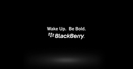 BlackBerry Wake Up