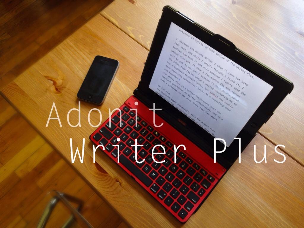 Adonit writer plus