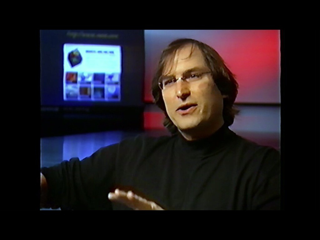 Recommended Steve Jobs The Lost Interview On Itunes