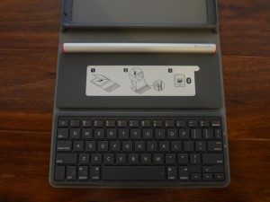 Solar Keyboard Folio Just Keyboard