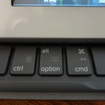 Solar Keyboard Folio Media Keys 2