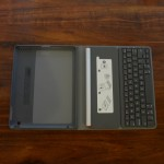 Solar Keyboard Folio Without iPad
