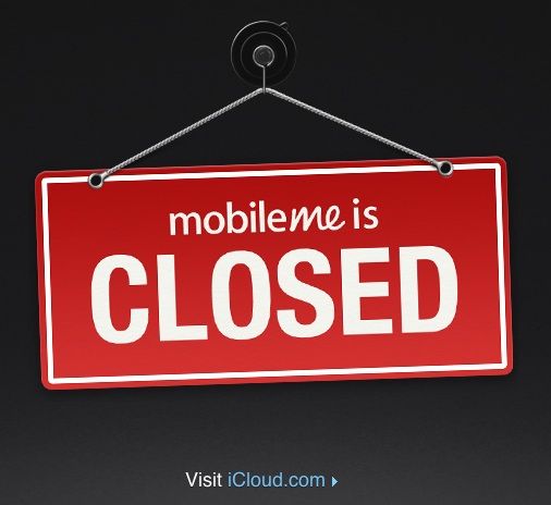 Mobileme final closure