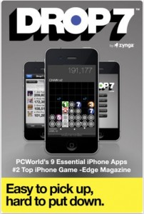 App Store - Drop7 FREE by Zynga