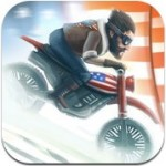 Bike Baron for iPhone 3GS, iPhone 4, iPhone 4S, iPod touch (3rd generation), iPod touch (4th generation) and iPad on the iTunes App Store