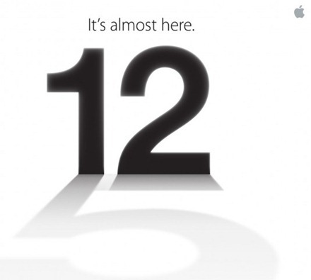 September 12 Apple event