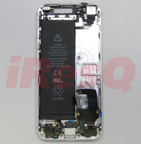 Iresq iphone 5 battery shell