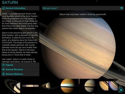 Saturn - Rings   Planets - NASA Solar System Exploration