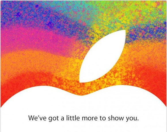 Ipad mini invite