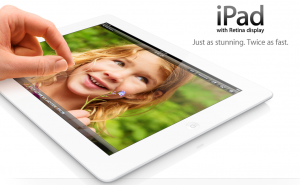 retina ipad 4th gen