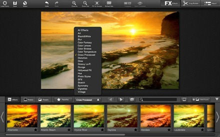 FX Photo Studio for Mac