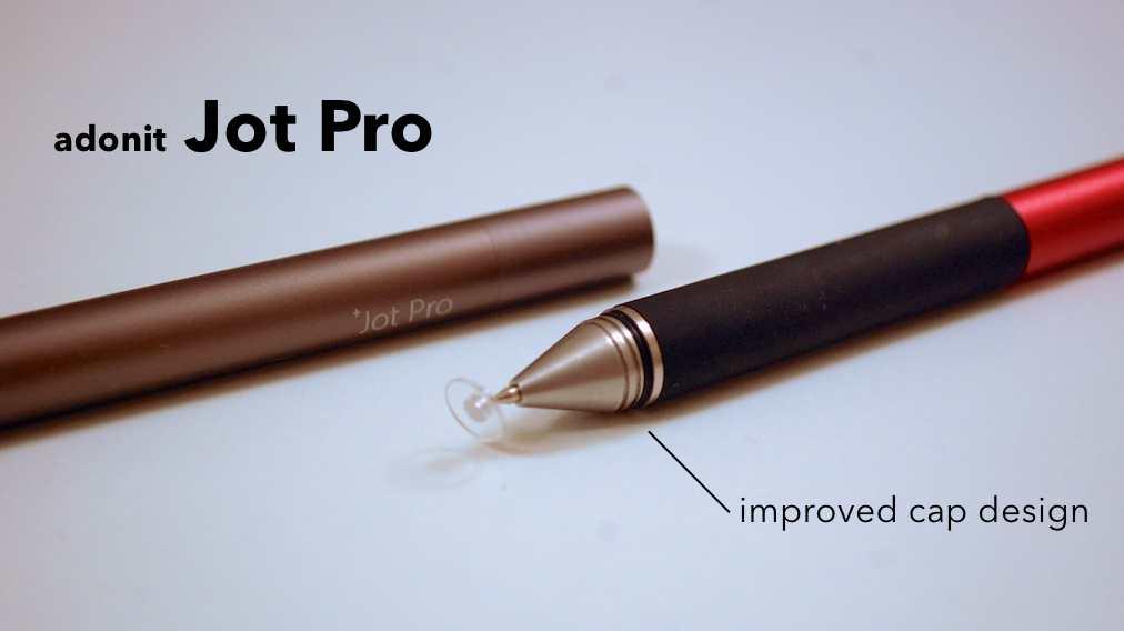 Adonit Jot Touch PixelPoint – Styli Goes Pro