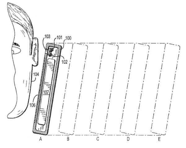 proximity-volume-patent