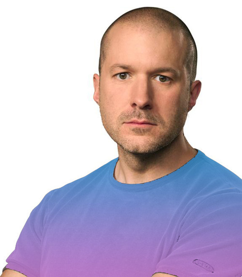 Jony Ive redesigns his shirt
