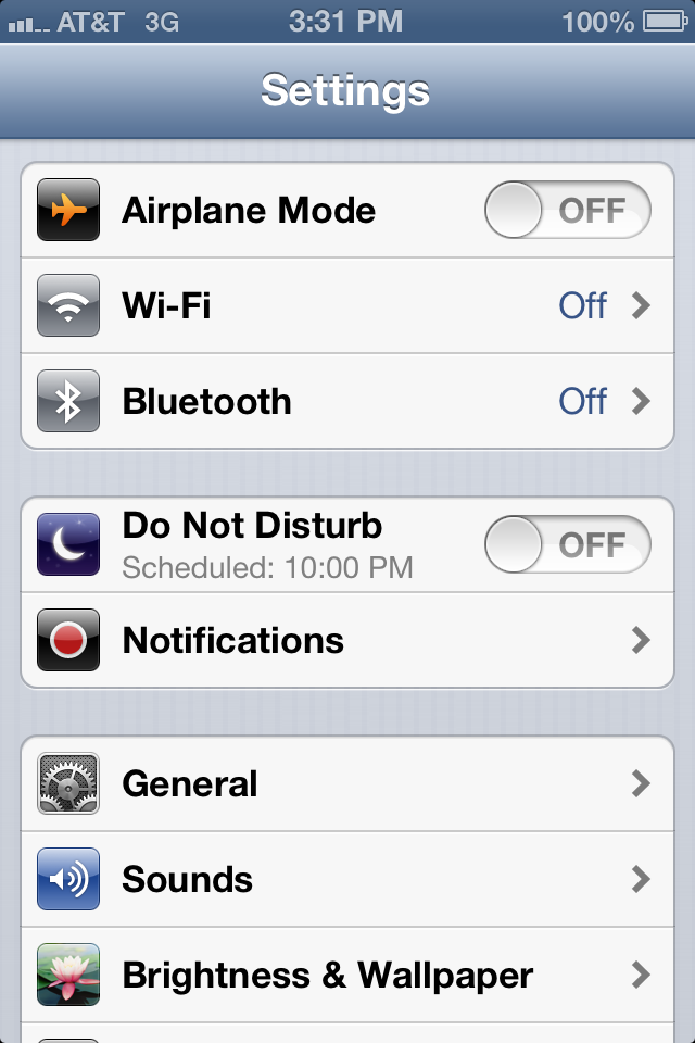 how to turn on battery percentage on iphone