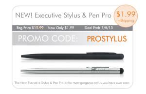 Stylus Pro Deal 750