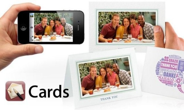 Apple shutters cards app doesnt even send farewell message isource who remembers cards the app apple announced alongside the iphone 4s that allowed users to create a physical greeting card that would then be sent via snail m4hsunfo