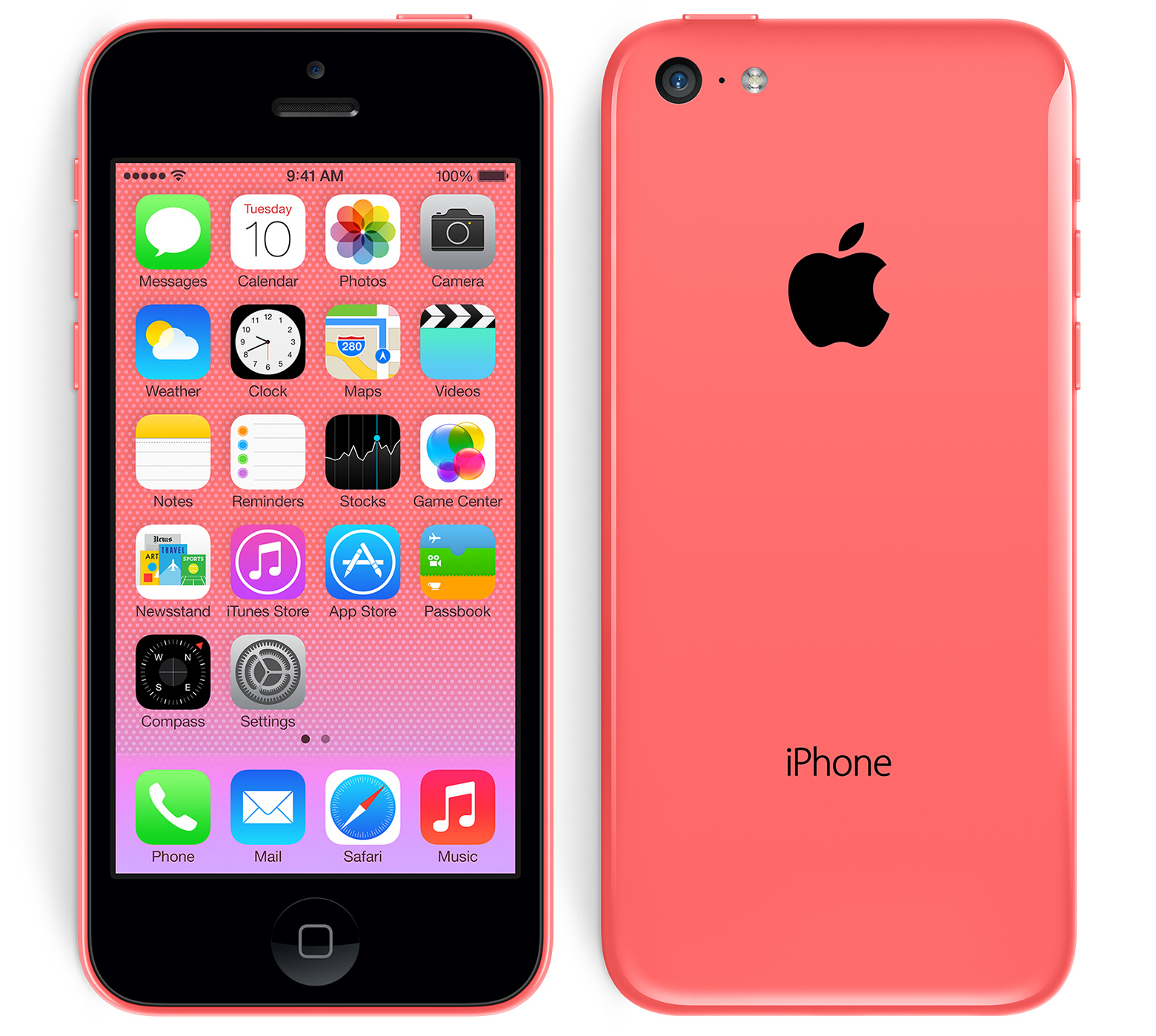 iPhone 5C: What's New? | iSource Iphone 5c