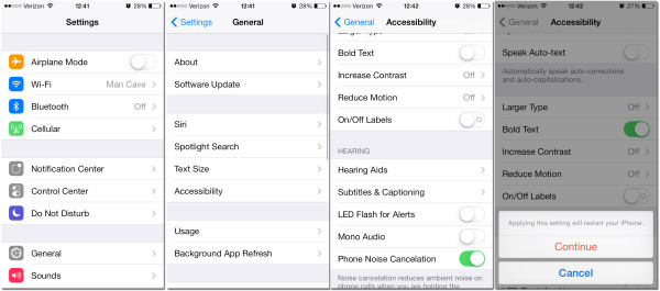 how-to-enable-bold-text-ios-7