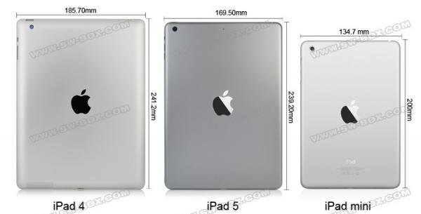 iPad5-parts
