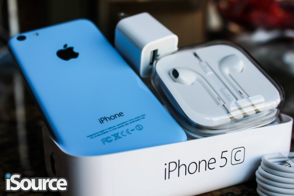 iPhone 5C Unboxing Video | iSource