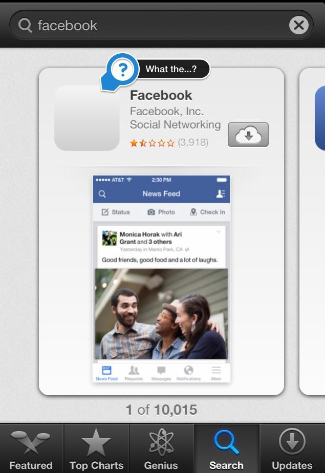 Facebook Update: Epic ...