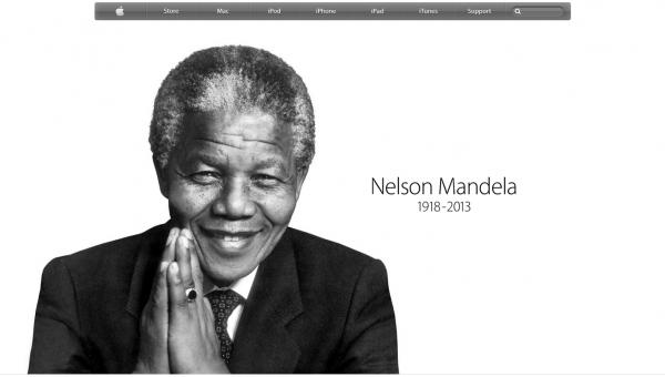 Apple-Nelson-Mandela