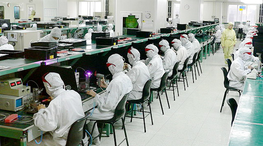 Electronics-Factory-China