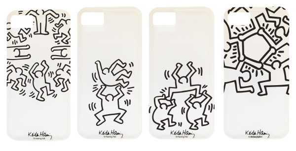 Keith Haring Crystal Case - Group image - high res