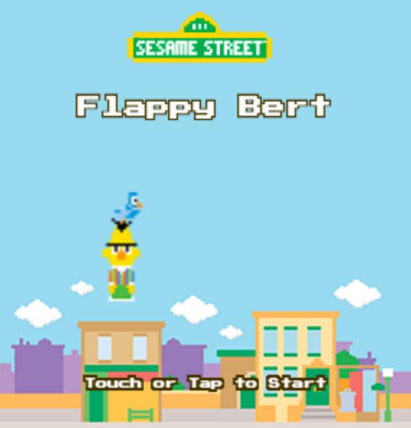 flappy-bert