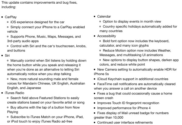 ios-7.1-changelog