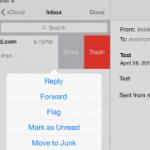 iOS-email-swipe-gestures