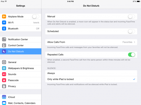 How to set up Do Not Disturb mode on your iPhone or iPad