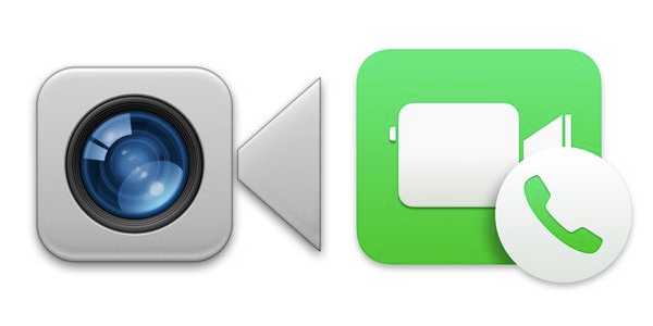 OS X FACETIME/PHONE ICONS