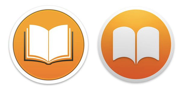 OS X IBOOKS ICONS