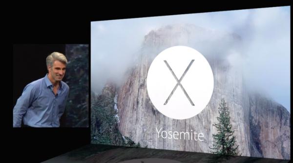 OSX 10 Yosemite