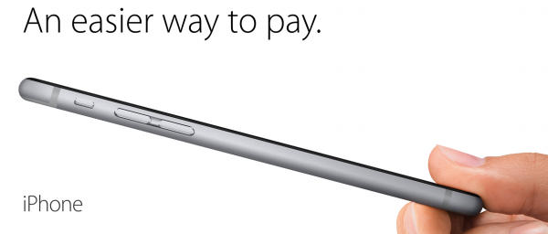 Pay with iPhone 6
