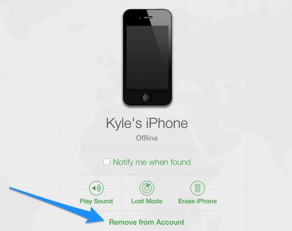 finde iphone