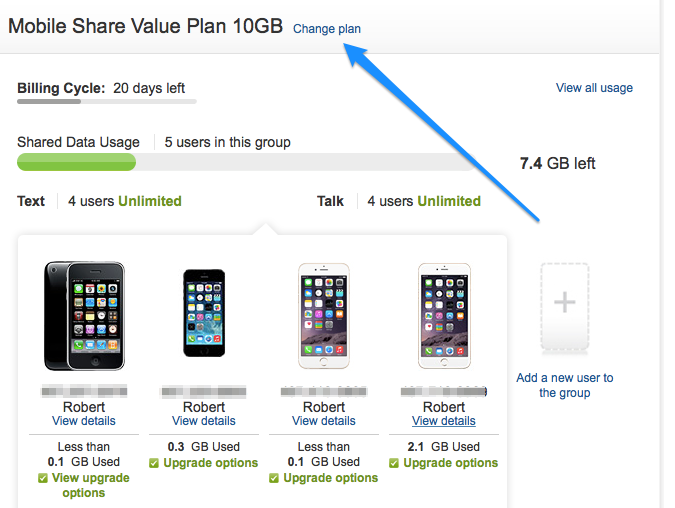 10gb Mobile Share Plan Isource