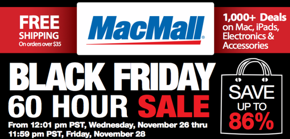 MacMall-Black-Friday-add
