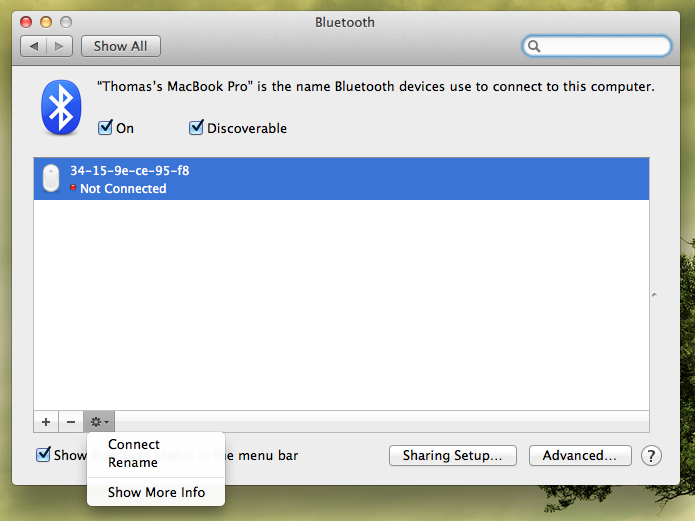 rename bluetooth device iphone how to rename your apple wireless keyboard isource 7728