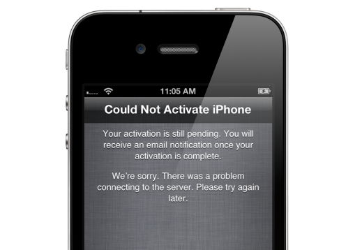 how to activate iphone 4s apple iphone activations servers isource 5676