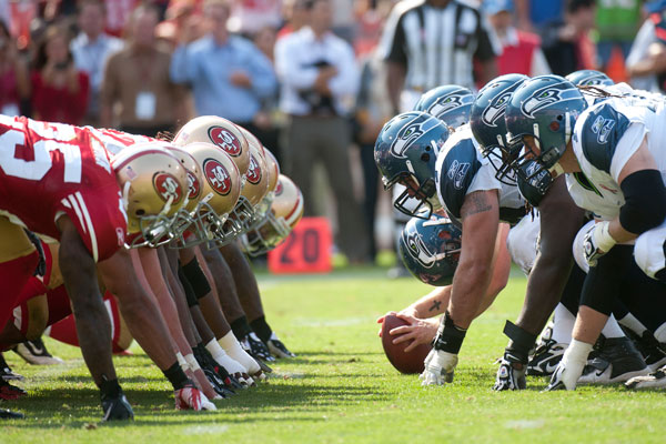 Image result for 49ers vs Seahawks live